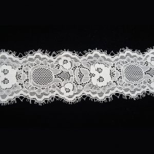 Fringe Vintage White Lace Trim