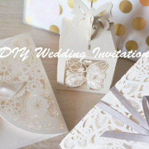 20 DIY Wedding Invitation Ideas to Save Your Money in 2018