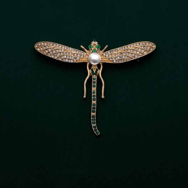 dragonfly brooches