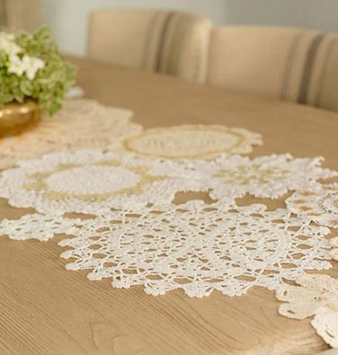 Lace Home Decoration