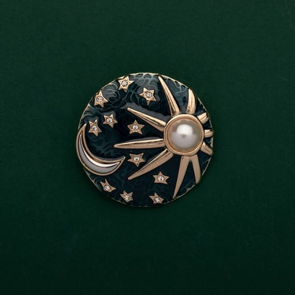 universe brooches