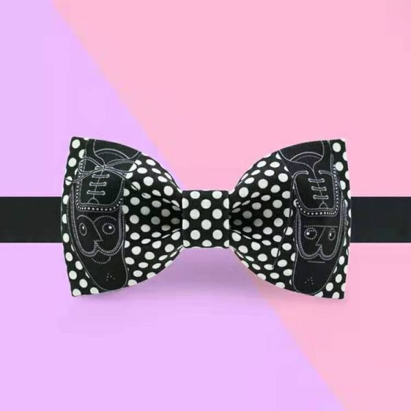 Black Shoes Bowtie