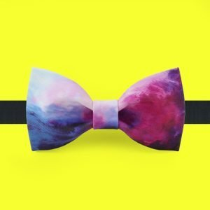 Deep Color Bowtie