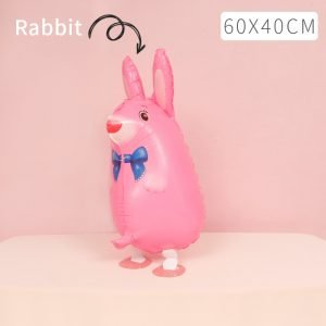 Rabbit Walking Balloon