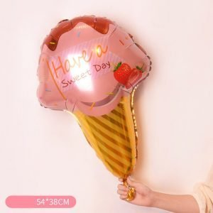 Ice-Cream Foil Balloon